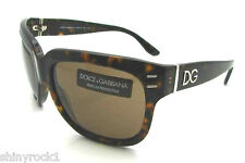 Authentic DOLCE & GABBANA Tortoise Sunglasses DG 4029 - 502/73 *NEW*