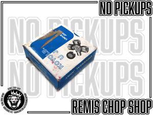 RUJ-2023 - Daihatsu Rocky Scat for Ford Courier NOS Parts - C12 Remis Chop Shop