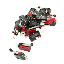 20 Pcs Mini Micro Limit Switch Long Roller Lever Arm SPDT Snap Action SZHKUSDT