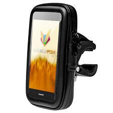 Halterung Halter Fahrrad Motorrad Lenker Handy Tasche für Sony Xperia XA/XZ