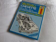 HAYNES- VAUXHALL CHEVETTE No:285