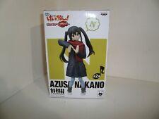 STATUETTE K-ON! The Movie: AZUSA NAKANO (H=16cm) BANPRESTO DX Figure NEW