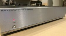 Musical Fidelity A3cr Dual Mono Power Amplifier - perfect working order