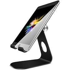 Tablet Desktop Stand Holder Dock For IPad Pro 9.7, 10.5, Air 2 3 4 Mini - Black