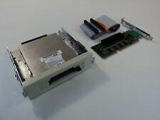 SCM Microsystems SwapBox PnP PC Card Front Dual Slot PCMCIA Reader SBI-D2P