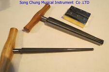 Cello make tool, PEG HOLE REAMER+ PEG SHAVE+CELLO END PIN REAMER