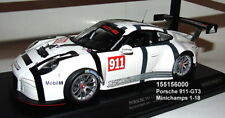 Minichamps 155156000 - Porsche 911 (991) GT3 R no.911 PRESENTATION CAR 1:18