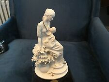 Guiseppe Armani Maternity with Flowers figurine