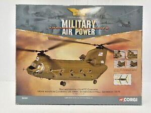 CORGI AA34201 BOEING-VERTOL CH-47C CHINOOK 180TH AVIATION CO. GERMANY, 1975 1:72