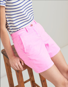 Joules Pink shorts Size 14