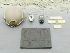 1/6 scale toy Mark Forester - US CCT - Light Brown FAST Helmet w/NVG Mount