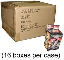 WOW WARCRAFT MINI CORE SET : SEALED CORE BOOSTER CASE 16 PACKS