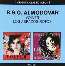 ALBERTO IGLESIAS - VOLVER/LOS ABRAZOS ROTOS NEW CD