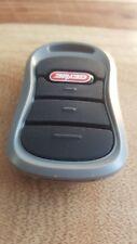 Genie G3T-Bx 3-Button Intellicode Ii Garage Opener Mini Remote 390/315Mhz Tested