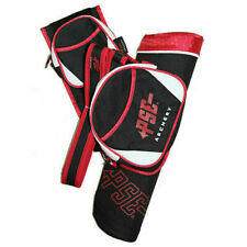 PSE Quiver Tour Ambi Black w/ 2 Pockets for Both Left and Right Hand