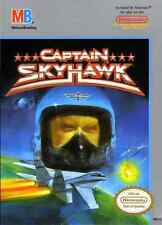 Captain Skyhawk NES Great Condition Fast Shipping