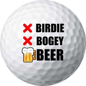 NEW A Novelty Gift (BBB) - Callaway 2021 Warbird Logo Golf Balls