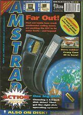 AMSTRAD ACTION - ISSUE 89 - FEBRUARY 1993 - MAGAZINE