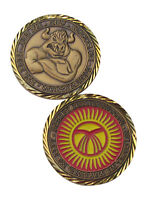 US Air Force AEF 5/6 OEF Manas AB Challenge Coin