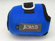 JAWS M COVER for Accurate 500 Avet MXL Daiwa LEXA 400 Shimano Trinidad reel Blue