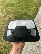 Mercedes-Benz W209 CLK500 CLK55 AMG Overhead Reading Dome Light Map Black OEM