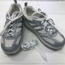Skechers Shape Ups Walking Shoes Silver 11814 Womens Size 8