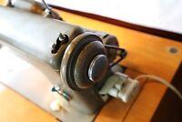 Vintage PFAFF 6 Sewing Machine, w/ Pedal, Works