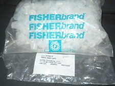 (345) Fisherbrand Non-Sterile PE Snap Caps for 17 x 100mm Tubes, 14-956-14