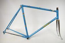 Francesco Moser Rennrad Stahl-Rahmen, RH-58cm, 126mm (16)