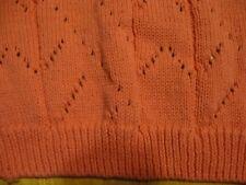 "fabric 22"" x 24"" sweater panel Orange"