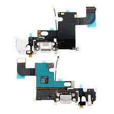 Flat flex connettore di ricarica per iphone 6 bianco dock audio microfono