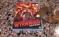 WYRMWOOD ROAD OF THE DEAD RARE DVD! 2014 COMET AFTERMATH HORROR! JAY GALLAGHER