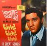 "Elvis Presley - Original Bandas Sonoras - Girls Girls Girls - LP 12"" (Z868)"