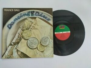 """LP Vinyle 33T France Gall """"Dancing Disco"""" BE 1977"""