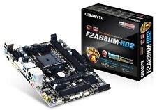 NUOVO Gigabyte F2A78M-HD2 AMD Socket FM2+ SCHEDA MADRE-ULTRA DURABLE