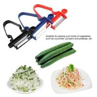 Magic 3pcs Peeler Set Trio Peeler Slicer Shredder julienne Fruit Cutter Kitchen