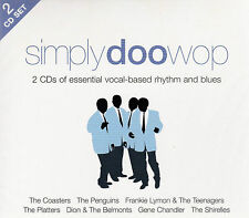 [NEW] 2CD: SIMPLY DOO WOP