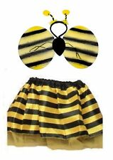Kids Book Week Bumble Bee Tutu & Accessory Fancy Dress Up Play Set
