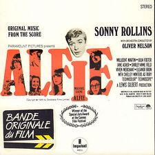 SONNY ROLLINS - ORIGINAL MUSIC FROM THE SCORE ALFIE (1987 JAZZ CD REISSUE)