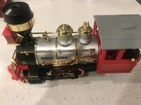 Vintage 1995 Echo Classic Rail G-Gauge Train Part Locomotive Engine (parts only)