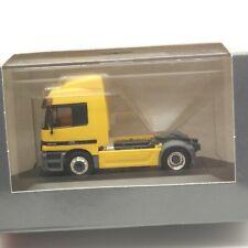 Herpa 1:87 MB Actros MP1 L 1843 Zugmaschine gelb in OVP EK6607