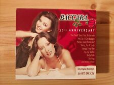 30th Anniversary Cd Album Baccara very good condition