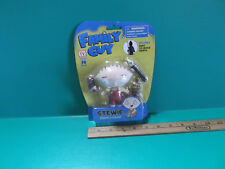 """Family Guy STEWIE 4""""in w/ Create-A-Figure Death's Left Arm 2013"""