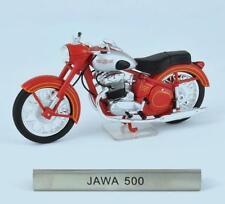 Jawa 500 Maßstab 1:24 Motorrad Modell von Atlas