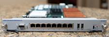 SPIRENT TESTCENTER CPU-5001A 8 PORT 10/100/1000 HYPERMETRICS AP TEST MODULE
