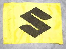 Custom SUZUKI S Safety Flag for JEEP ATV UTV dirtbike Dune Whip Pole