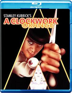 A Clockwork Orange (Malcolm McDowell) Special Edition New Region B Blu-ray