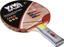 Mesa raqueta de tenis * mesa raqueta de tenis * oro 4 *** para avanzados * nuevo + embalaje original