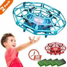 4DRC-V3 360° Mini Drone Smart UFO Aircraft for Kids Flying Toys RC Hand Control