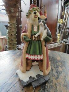 Robert Harrop Doggie People DPCS02 Old English Sheepdog 'Night Before Christmas'